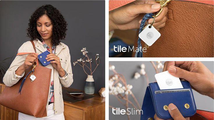 Tile Mate позволяет следить за вещами используя интерфейс Bluetooth и мобильное приложение