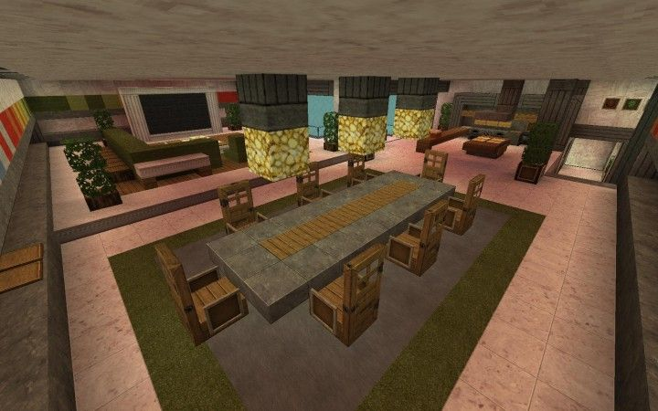 25+ Best Ideas About Minecraft Einrichtung On Pinterest ... Minecraft Schlafzimmer Modern