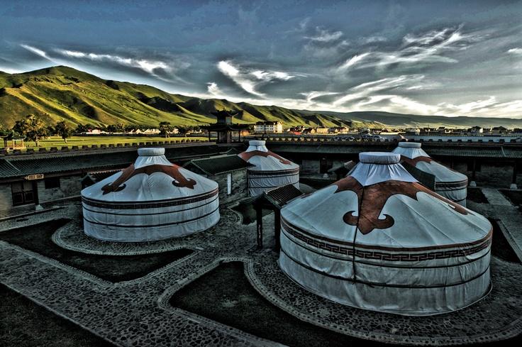 13 Best Mongolian Gers Images On Pinterest Yurts Dorm