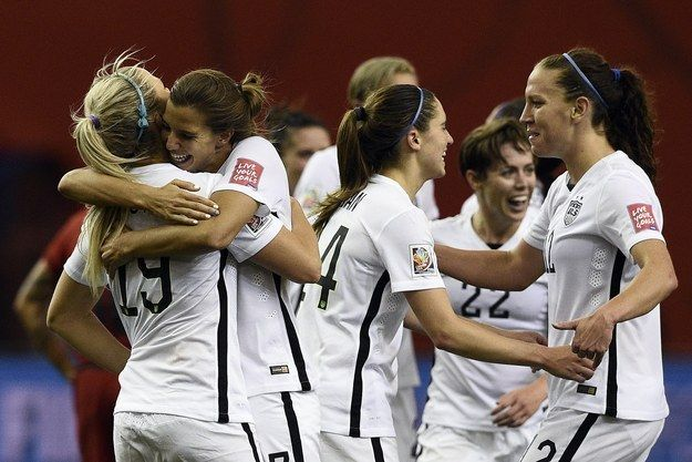 After stunning top-ranked Germany, The U.S. Women's National Team is headed to the FIFA World Cup Final this weekend.