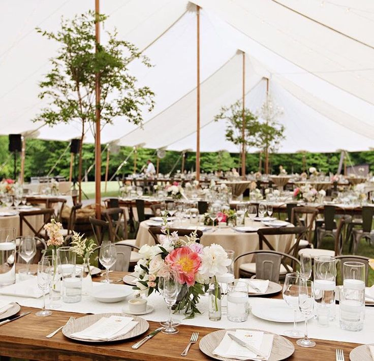 long table setup wedding reception%0A Mix of farm tables  u     rounds