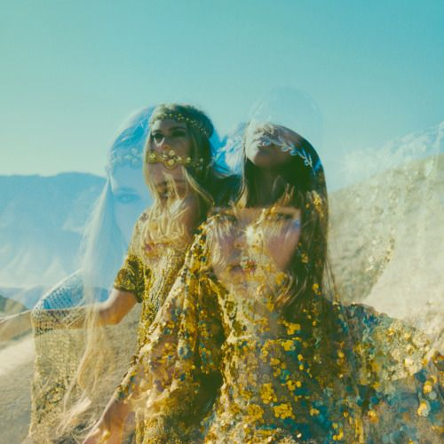 » psychedelic photography » graphic design » bohemian elements » wild colors » create chaos » mood photography »