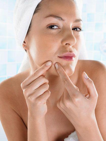 The 10 Commandments of Clear Skin: Skin Care: allure.com