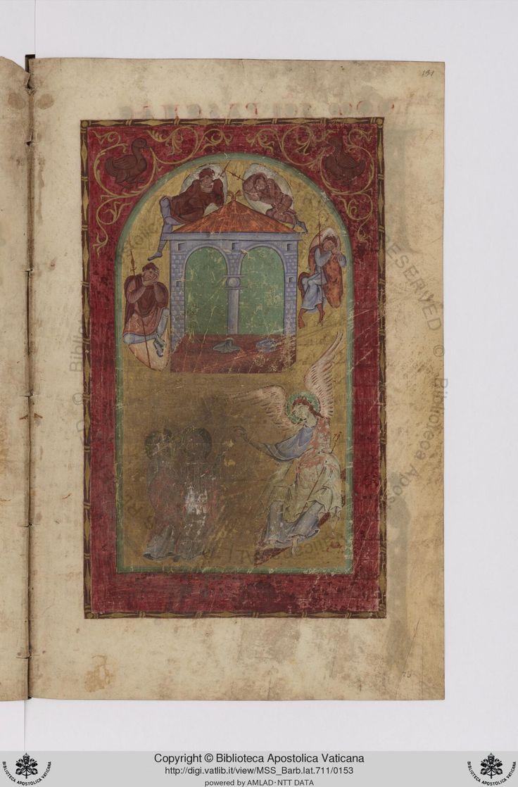 Biblioteca Apostolica Vaticana, Barb.lat.711, fol. 75r