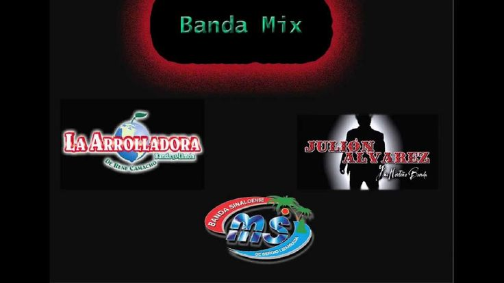 Banda Mix 2015: La Arrolladora vs Julion Alvarez vs Banda MS
