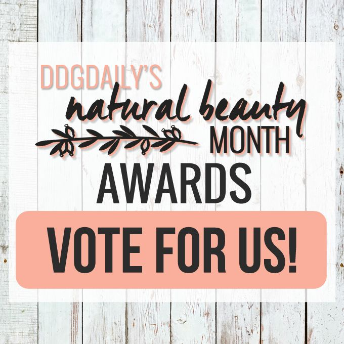 We are pleased to announce The Jojoba Company has been nominated as finalist in the Favourite Overall Brand category in the Drop Dead Gorgeous Daily's Natural Beauty Awards! Share the love, vote for us!