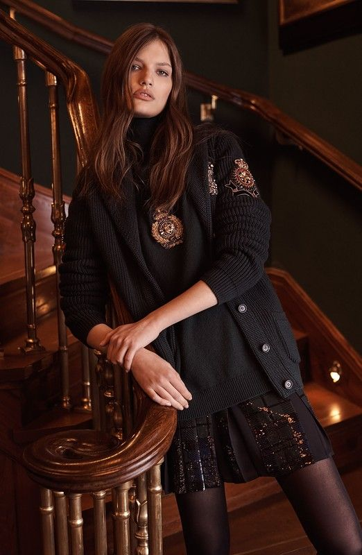 Ralph Lauren Pre-fall 2017: myfashion_diary