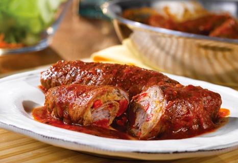 Beef Braciole | Recipe