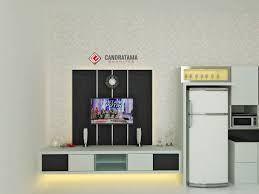 interior kediri - interior malang - interior nganjuk - interior jombang - interior blitar - interior tulungagung - interior trenggalek - backdrop tv - rak - lemari - ruang keluarga - minimalis - modern