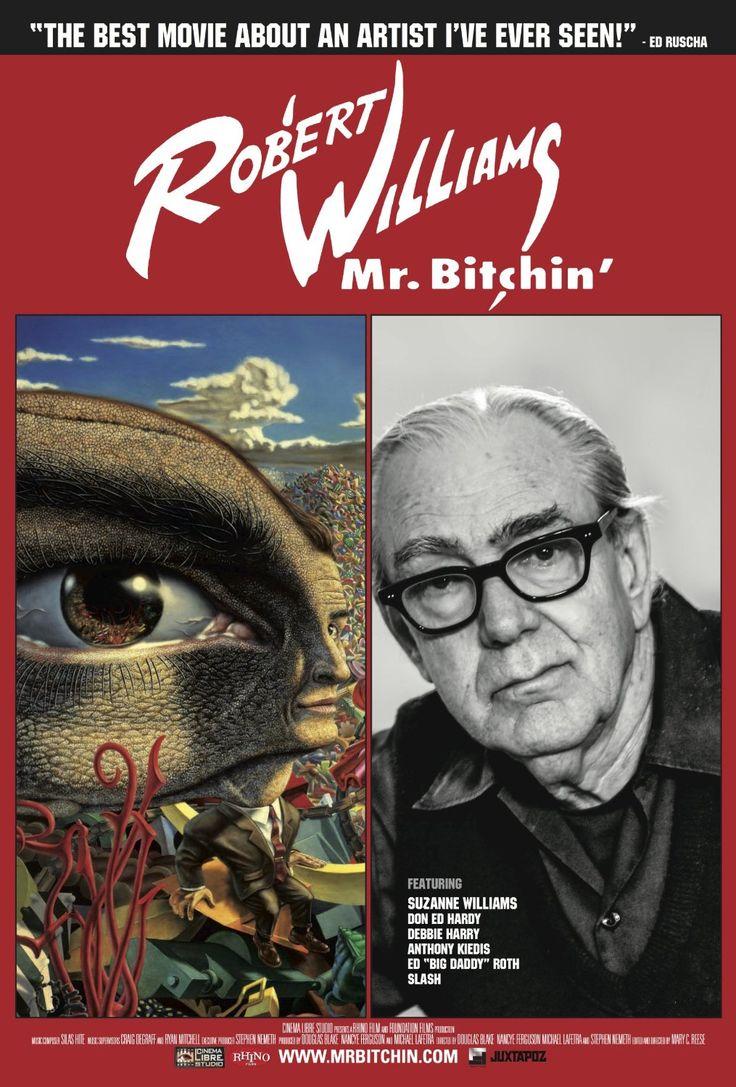 Robert Williams - Mr Bitchin - 2013