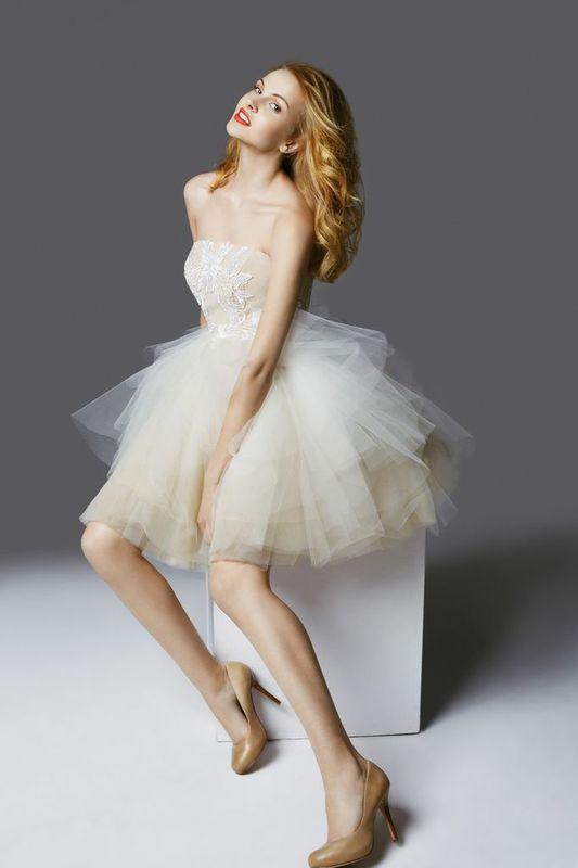 """Suknie ślubne Rina Cossack """"Wedding 2013"""", sesja wizerunkowa, fot. Monika Motor"""