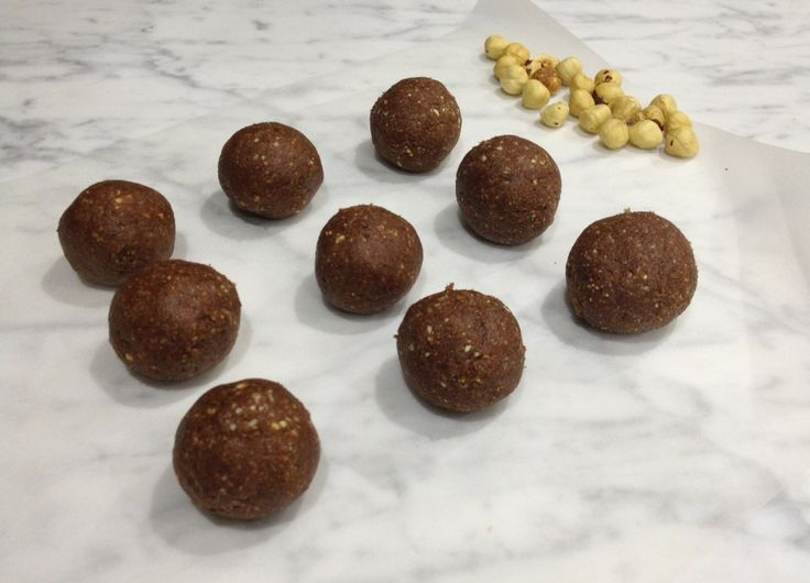 Ferrorer Rocher Protein Balls