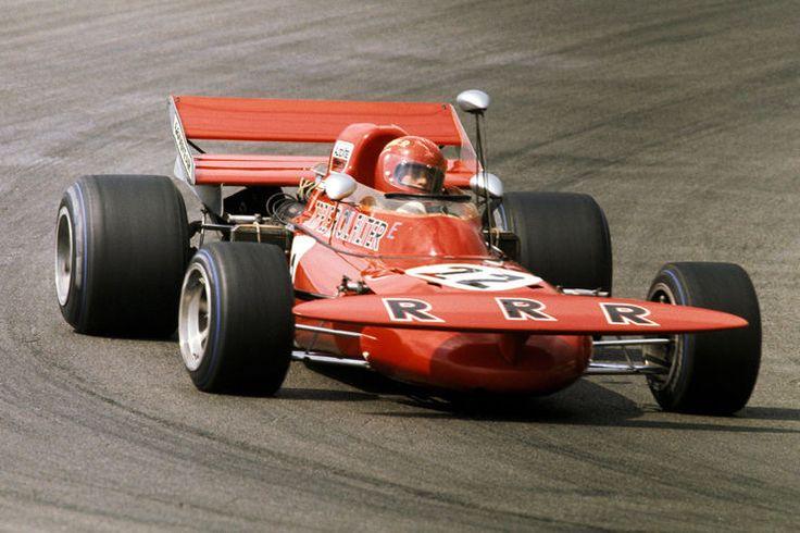 Skip Barber - March 711 - GP Holland 1971