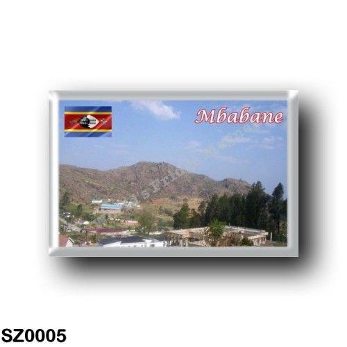 SZ0005 Africa - Swaziland - Mbabane