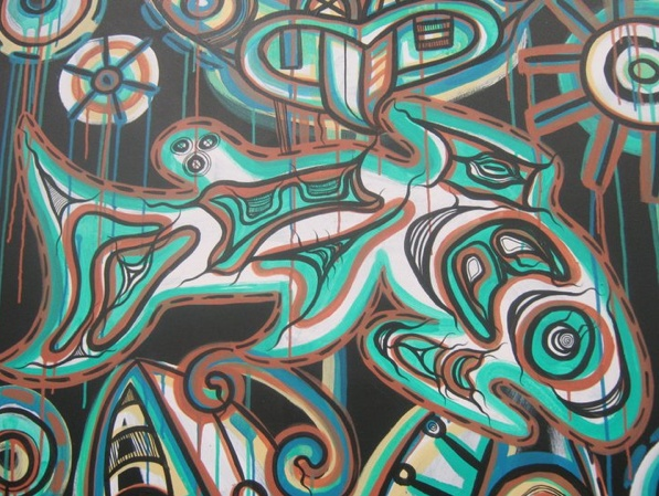 """Matariki Salmon"" 2011"