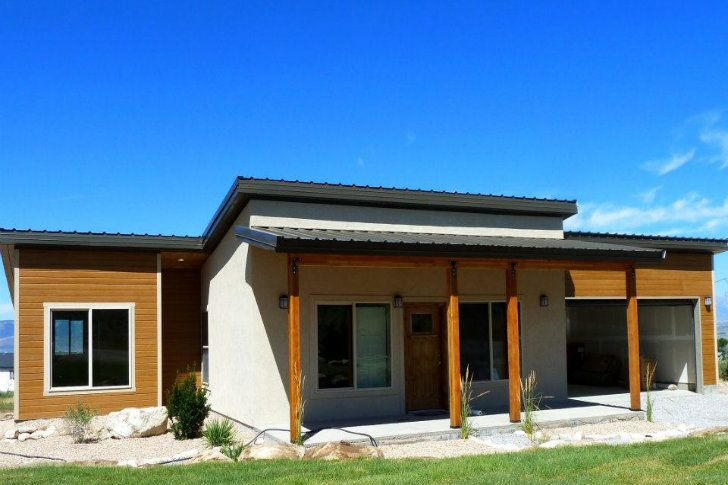 Zip Kit Homes Are Efficient Streamlined Prefab Houses Out