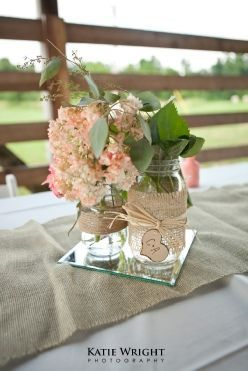 420 best Burlap (Jute) Wedding Details images on Pinterest | Burlap ...
