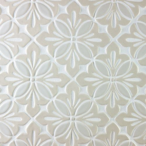 Two-Color Cobham Handmade Tile