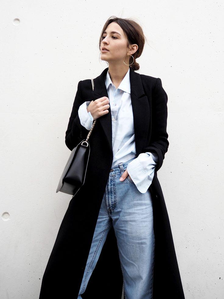 AnaisAnais | 겨울 패션, 시크한 캐주얼, 스타일