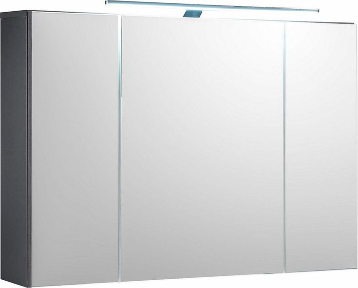 25+ ide terbaik Spiegelschrank led di Pinterest Badspiegel led - badezimmer spiegelschrank mit beleuchtung günstig