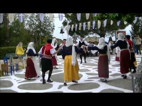 Ροδίτικος Πηδηχτός - Μωραΐτες εν Χορώ