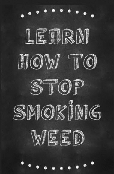 QuitMarijuana.Org will teach you how to stop smoking weed. The 30 Day Quit Marijuana action plan is guaranteed to help you get through weed withdrawal and quit forever. http://quitmarijuana.org/