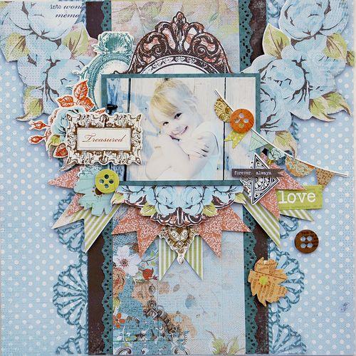 Kaiser Marigold Collection Layout-Trudi Harrison
