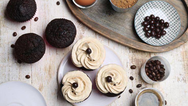 Mokka-Cupcakes | Rezepte | ARD-Buffet