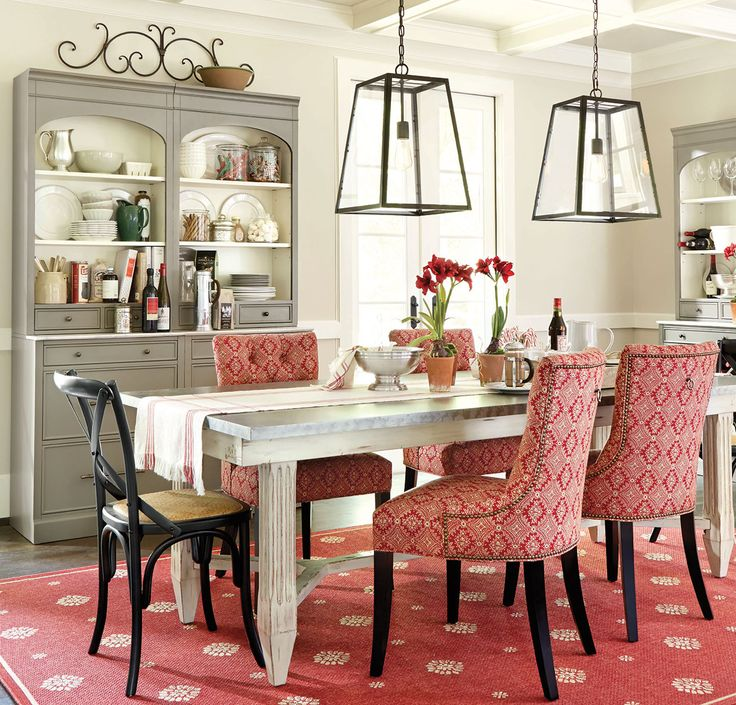 Click For More Dining Room Inspiration