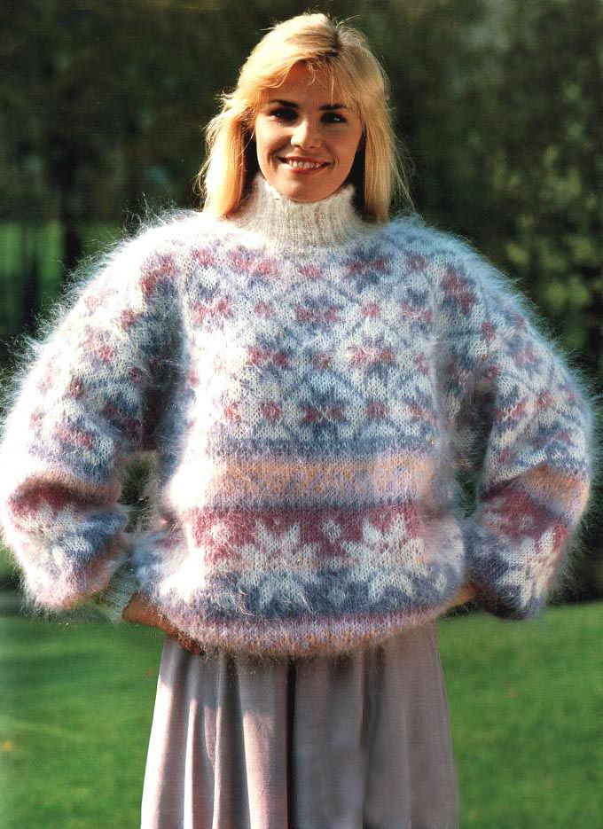 Angora Knitting Patterns : 302 best Hayfield images on Pinterest Knitting patterns, Tweed and Cardigans