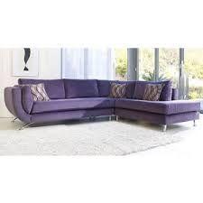 Image result for dfs purple corner sofa