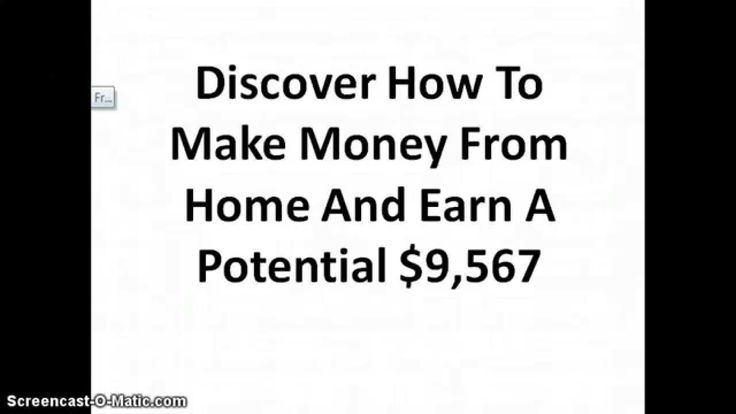 Make money from home using the power lead system