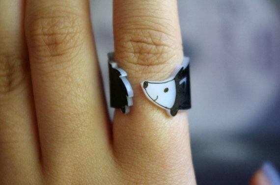 Hedgehog ring!