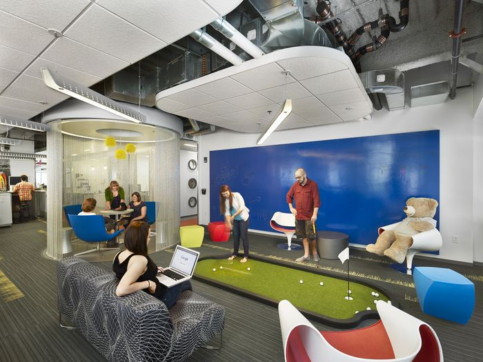 43 best images about Google offices around the world on Pinterest