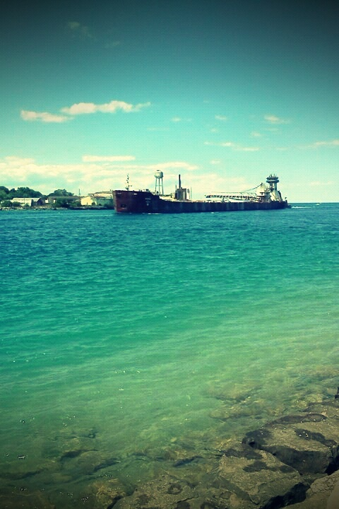 Such a beautiful day... Sarnia/Port Huron (c) Mercedes Déziel-Hupé  **If you repin, please be respectful and keep my photo cred. Thank you.**