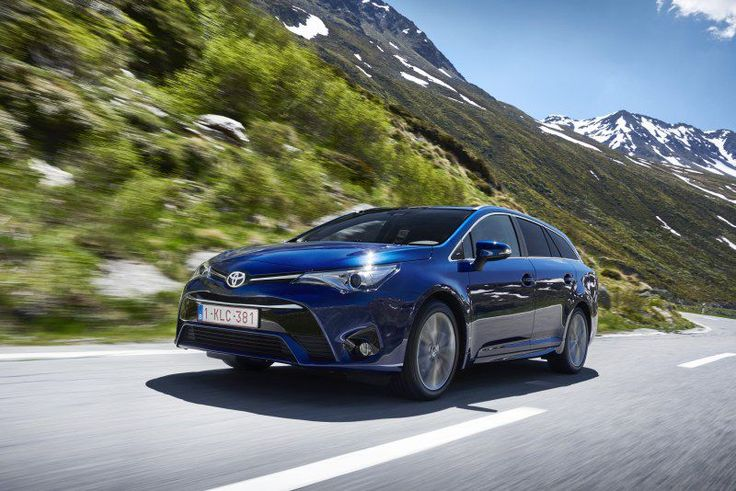 Toyota Avensis III Wagon (facelift 2015) 1.6 Valvematic (132 Hp) - Technical specifications and fuel consumption
