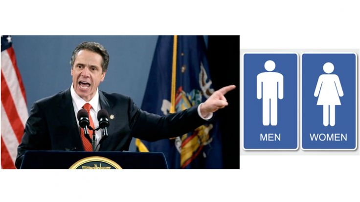 NY Gov. Cuomo Bans Official Travel to NC Because They Have Men's and Women's Restrooms | Truth Revolt