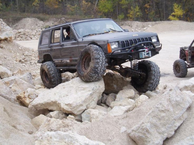 Off road jeep parts, Armor and more! Visit ajsoffroadarmor.com to find Cherokee armor, Wrangler armor, Rockrail, Sliders, Winch bumper, Rear tire carrier, Rear bumper, Tanker tire carrier, Cherokee products, Custom bumper, and Air lockers.