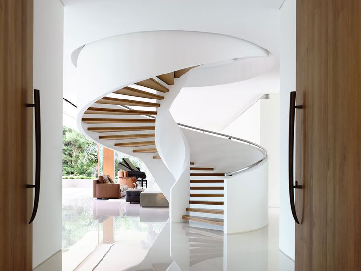 65BTP-House by ONG&ONG Pte Ltd (21) Stairs (Spiral Stairs)