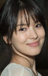song hye kyo bangs