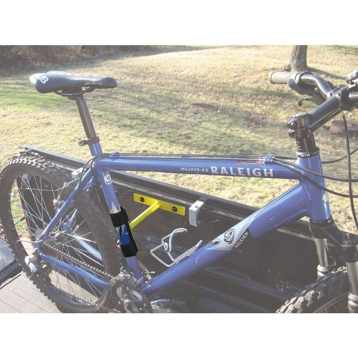 Truck Bed Bicycle Support From Dg Manufacturing