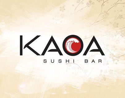다음 @Behance 프로젝트 확인: \u201cKaoa Sushi Bar\u201d https://www.behance.net/gallery/23026355/Kaoa-Sushi-Bar