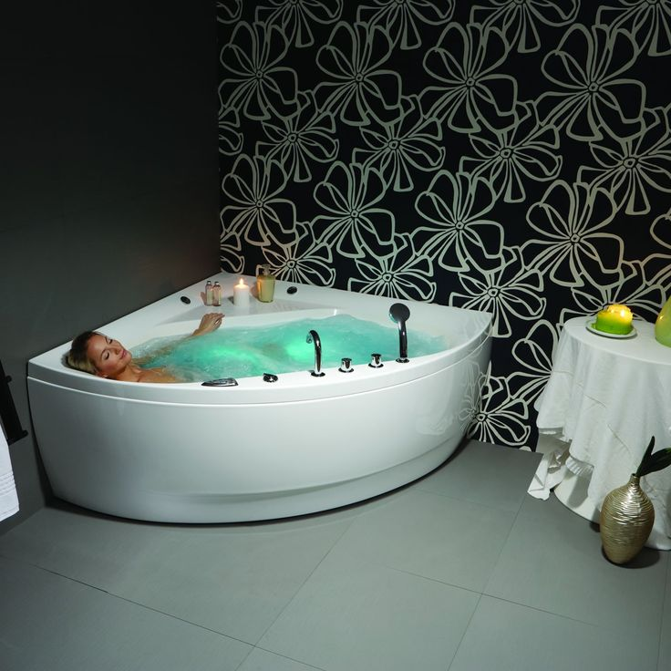 Modern Heated Jacuzzi Tub Elaboration - Bathroom with Bathtub Ideas ...
