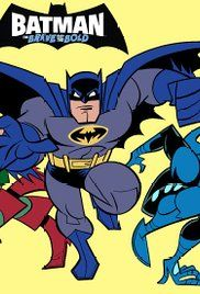 Watch Batman The Brave And The Bold. An updated animated series centering on the Caped Crusader himself as he partners and deals with his fellow superheroes in the DC Comics universe.