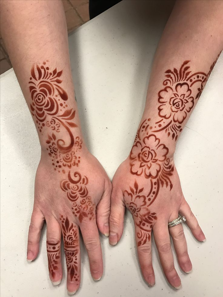 Henna Mehndi On Facebook : Best henna stencils images on pinterest