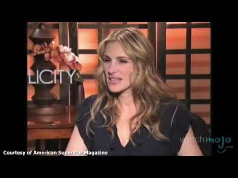 Actress Julia Roberts Biography: From Pretty Woman to Eat Pray Love - YouTube