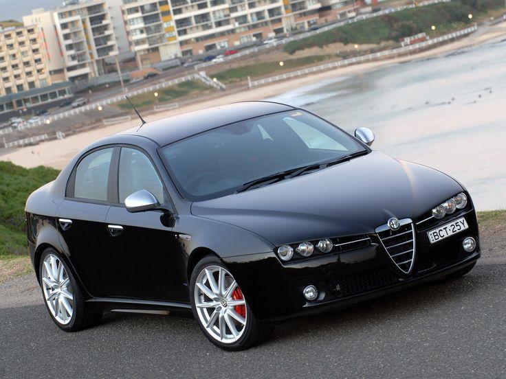 Alfa Romeo 159 1750 TBi Ti #alfa #alfaromeo #italiandesign