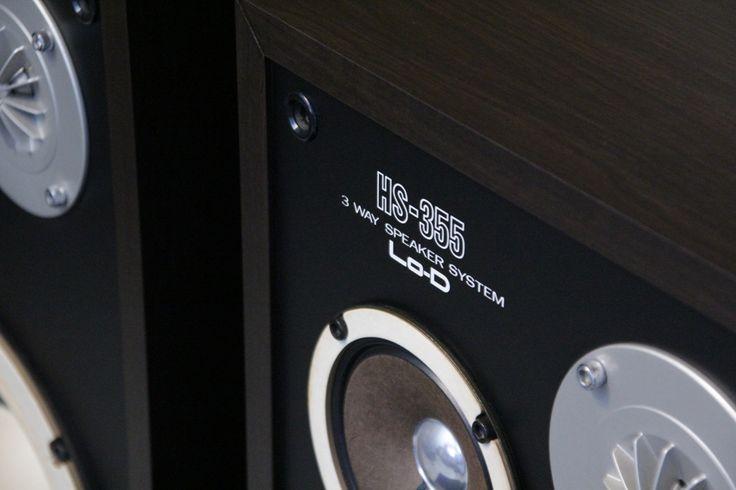 Lo-D HS-355 / Архив / Винтажная аудио техника