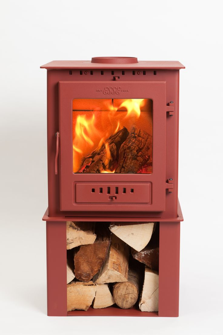 22 best Coloured stoves images on Pinterest | Wood burning stoves ...