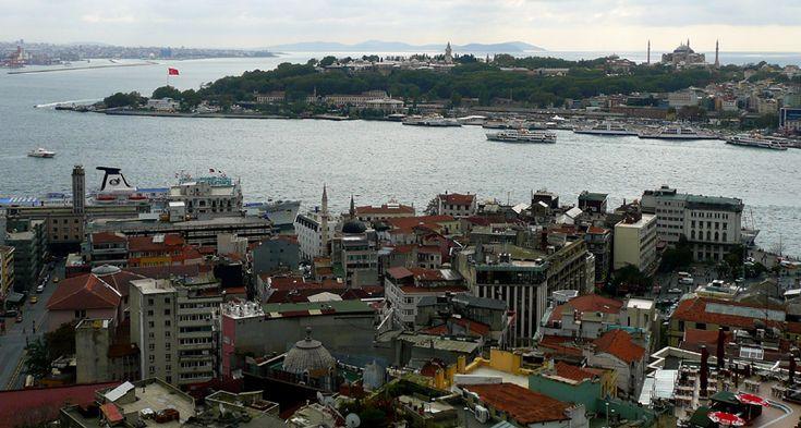 La Corne d'Or - Istanbul, Istanbul